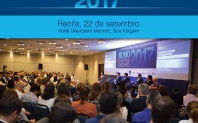 3º Fórum RUMO das Empresas Familiares (2017)
