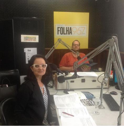 Longevidade das Empresas Familiares (Rádio Folha | Entrevista com Elane Cabral)
