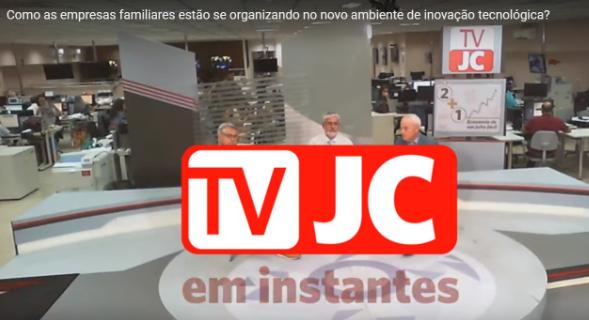 Como as empresas familiares estão se organizando no novo ambiente de inovação tecnológica? (TV JC)