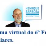 Liderança é o tema virtual do 6º Fórum Rumo das Empresas Familiares (Blog Henrique Barbosa)